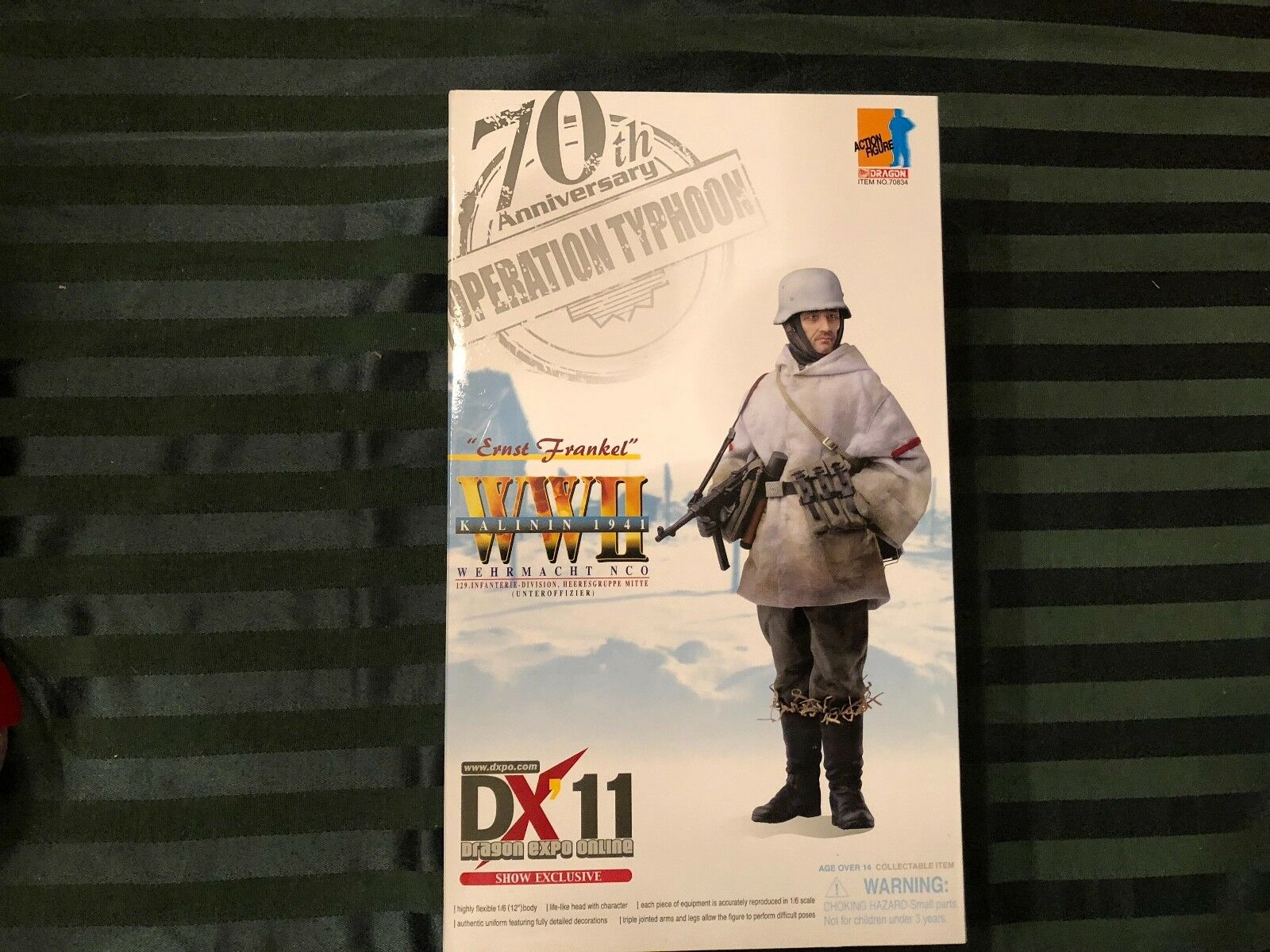 Dragon WWII 1/6 DX11 Exclusive Wehrmacht NCO