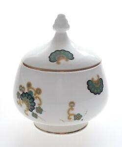 11-2 Minton Bone China Titania 11cm Sugar Bowl Lidded