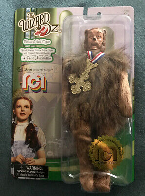 """Mego THE WIZARD OF OZ COWARDLY LION 8"""" Action Figure 2018"""