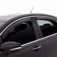 Fits Cadillac Deville 1994-1999 Avs In Channel Window Visors Rain Guards