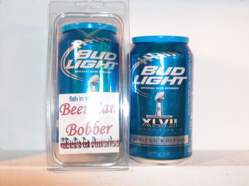 Beer Can Bobber Fish in Style