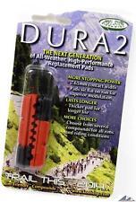 Kool-Stop Dura2 DUAL COMPOUND Road Bike Brake Pads Shoes Black & Salmon Shimano