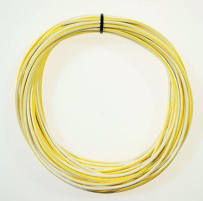 KFZ Kabel Litze Leitung FLRy 1,0mm² 10m schwarz gelb Auto Pkw Lkw