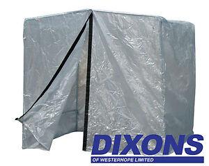 1.8x1.8x2m Pop Up Work Tent Shelter Welding Screen