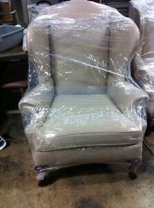 Attractive Thomasville Wingback Chair Thomasville Wingback Chair