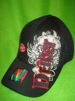 Peterbilt Hat: Black / Driver / Stretch Fit Peterbilt Truckers Cap Free