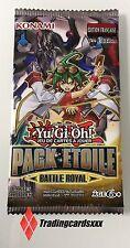 """♦Yu-Gi-Oh!♦ Booster de 3 cartes """"Pack Etoile : Battle Royal"""" -VF/SP17-FR-"""