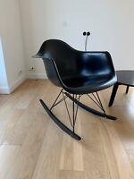 Eames, RAR, Gyngestol og bord, Dejligt sæt af