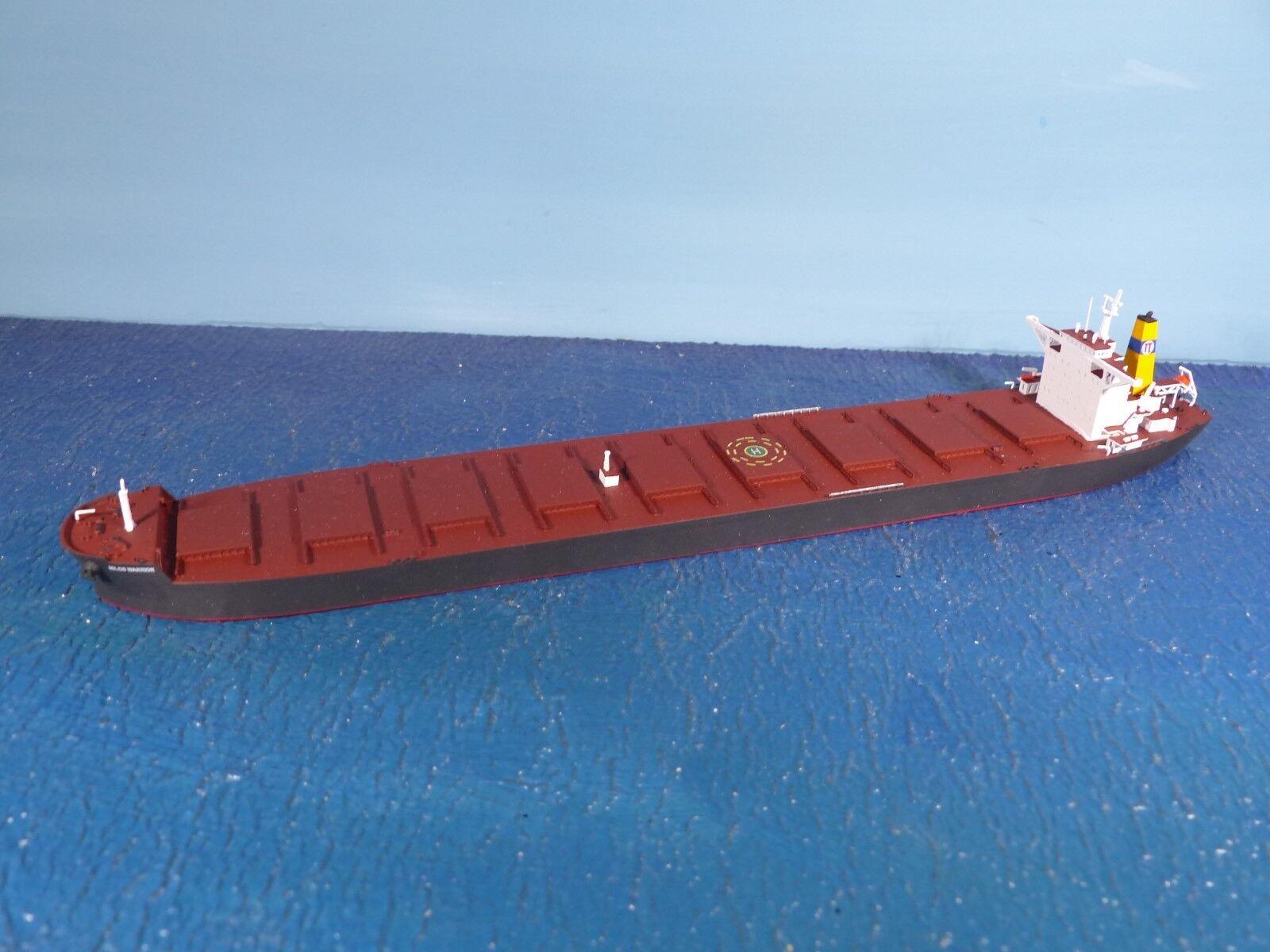 Rhenania junior 1 1250 bulkfrachter  milos krieger  der j - 332 ovp neuheit