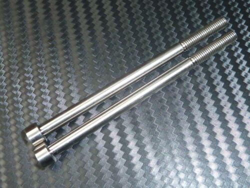 M5X85 TITANIUM SOCKET CAP HEAD BOLTS Ti GR5 GRADE RACE SPEC 0.8MM PITCH B11i