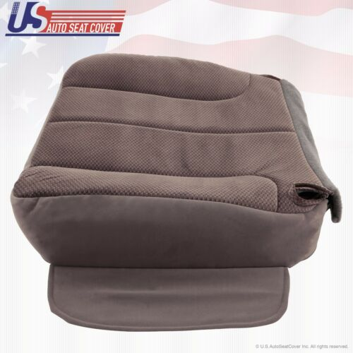 2003 2004 2005 Dodge Ram 1500 2500 3500 SLT Driver Bottom fabric  Seat Cover Tan