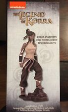 SDCC 2016 Exclusive Nickelodeon Sepia Korra Statuette from Legend of Korra
