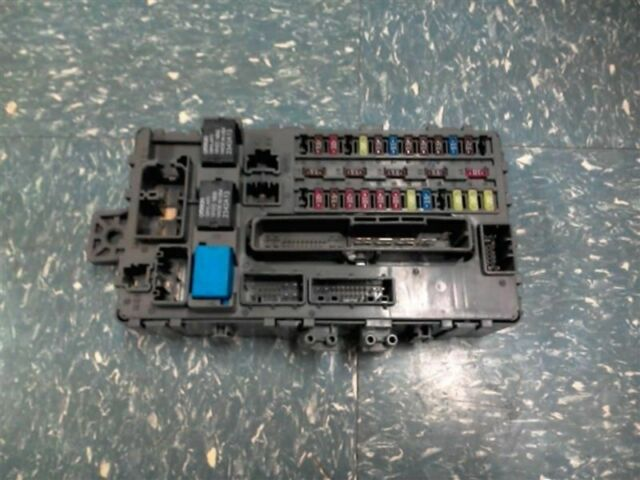 Interior Fuse Box Coupe 2dr Ex 2012 12 Honda Accord 33492