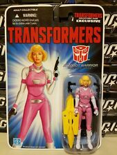 GI Joe Club Transformers Exclusive Crossover ARCEE *NEW/SEALED*