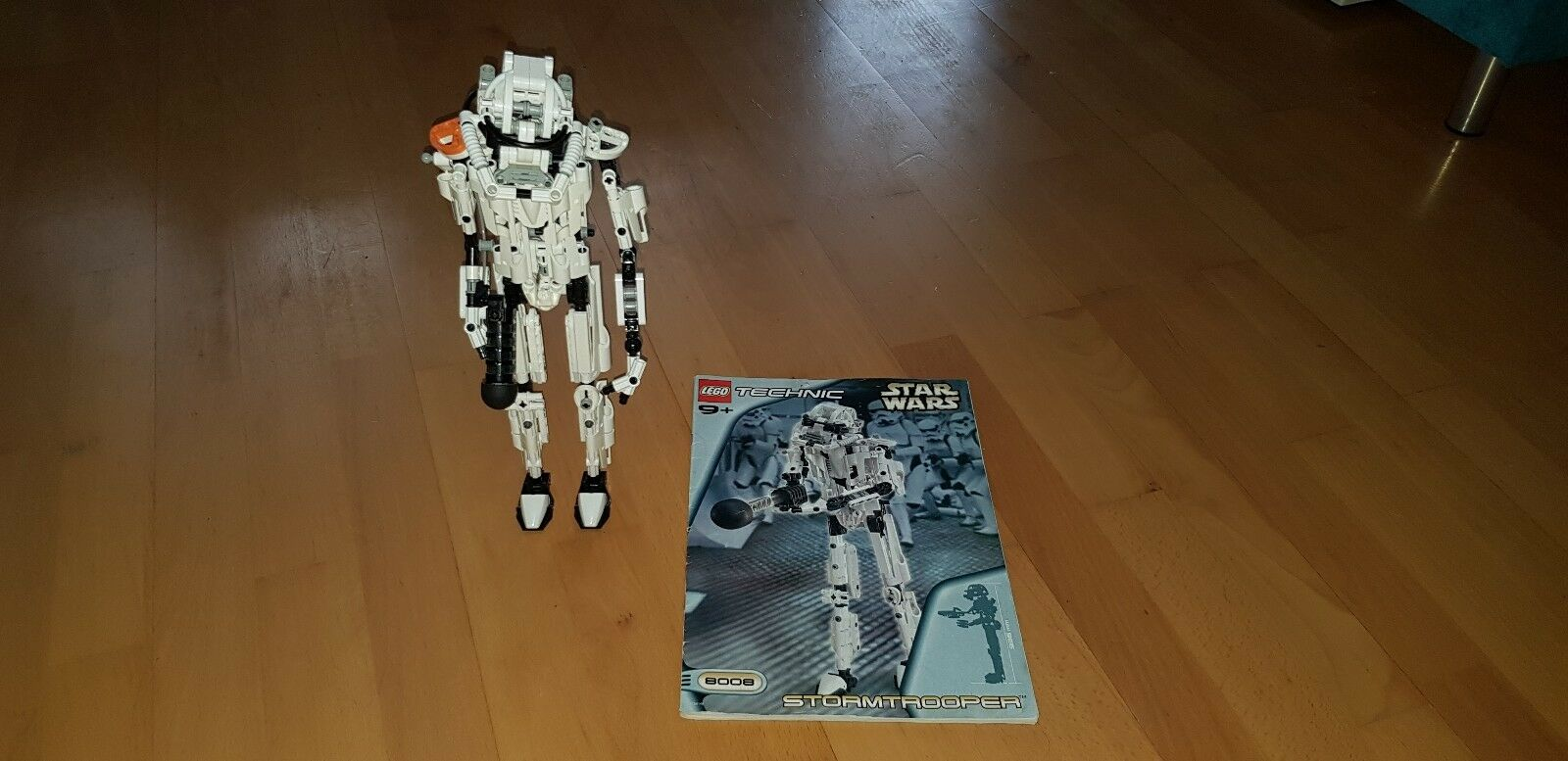 Lego Technic 8008 - Star Wars Storm Trooper