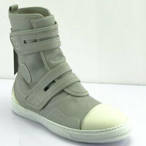 Diesel-FW17-FS5-Black-Gold-Men-039-s-Boots-Leather-Shoes-Shoe-Size-43