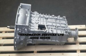 Details about 6 Speed ZF 6S850 Gearbox - DAF LF45 LF55 CF65 - 1 YEAR PARTS  WARRANTY