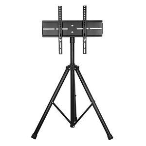 portable 26 55 tripod floor stand 115 225cm led plasma lcd tv mount bracket ebay. Black Bedroom Furniture Sets. Home Design Ideas