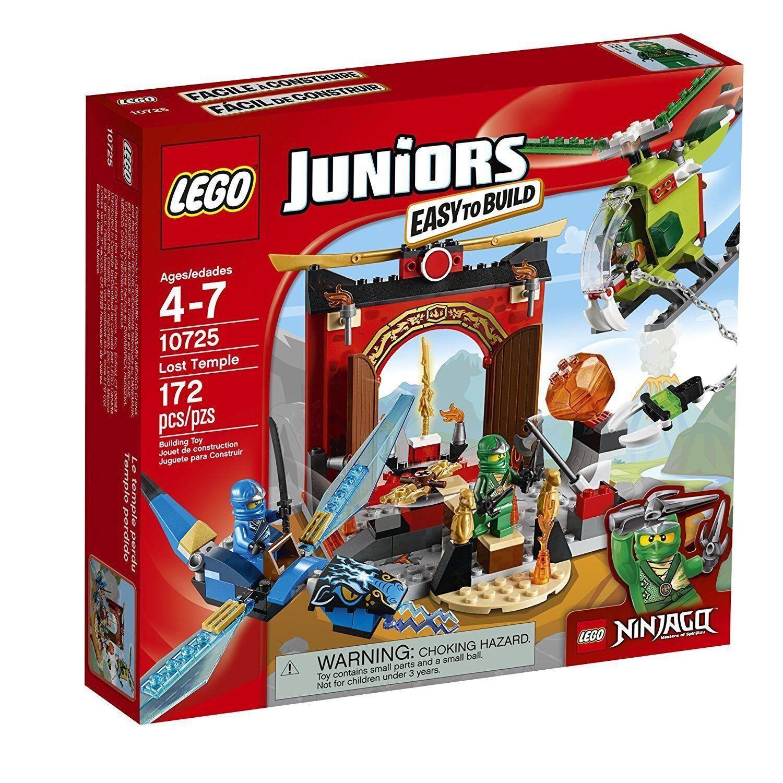 Lego Juniors 10725 il Perso Tempio Nuovo Confezione Originale Misb