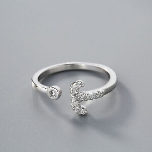 925-Silver-Aries-Widder-Rings-With-Austria-Cubic-Zircon-CZ-Adjustable-Ring-Gift