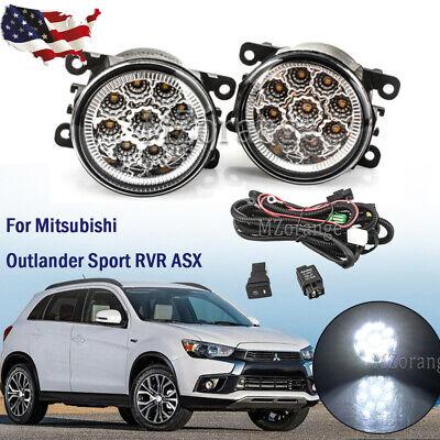 [DIAGRAM_1JK]  LED Fog Lights Wiring Harness Switch For Mitsubishi Outlander Sport RVR ASX  Kit | eBay | Mitsubishi Outlander Wiring Harness Lights |  | eBay