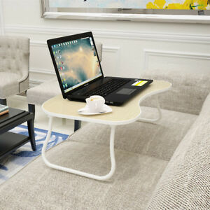 Image Is Loading Folding Lap Desk Portable Standing Bed Computer