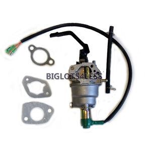 Titan-TG7500M-TG8000-TG8500M-RC-TG9000ES-Gas-Generator-Carburetor-Manual-Type-A
