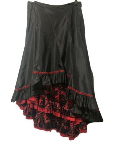 Ladies Hartnell Flamenco Style Skirt - image 1