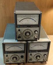 Lot Of 3 Hp 435b Analog Power Meters