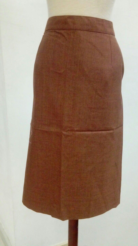 Bonita SKIRT women brown Size 48 NEW 2.1.7