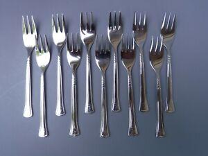 Ducks Unlimited 18 10 Stainless Steel Salad Forks Set Of 11 Ebay