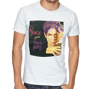 Prince Mars Minneapolis XL T 1995 Violet shirt Medley Lancement Magasin Npg zzrqAR7