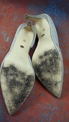 Próxima champán Sparkle zapatos talla 6.5 * 9