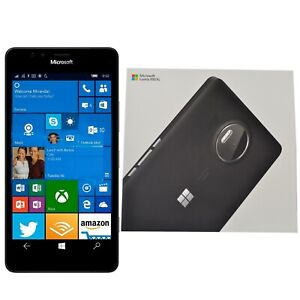BNIB Microsoft Lumia 950 XL Black 32GB Factory Unlocked Single-SIM 4G/LTE GSM