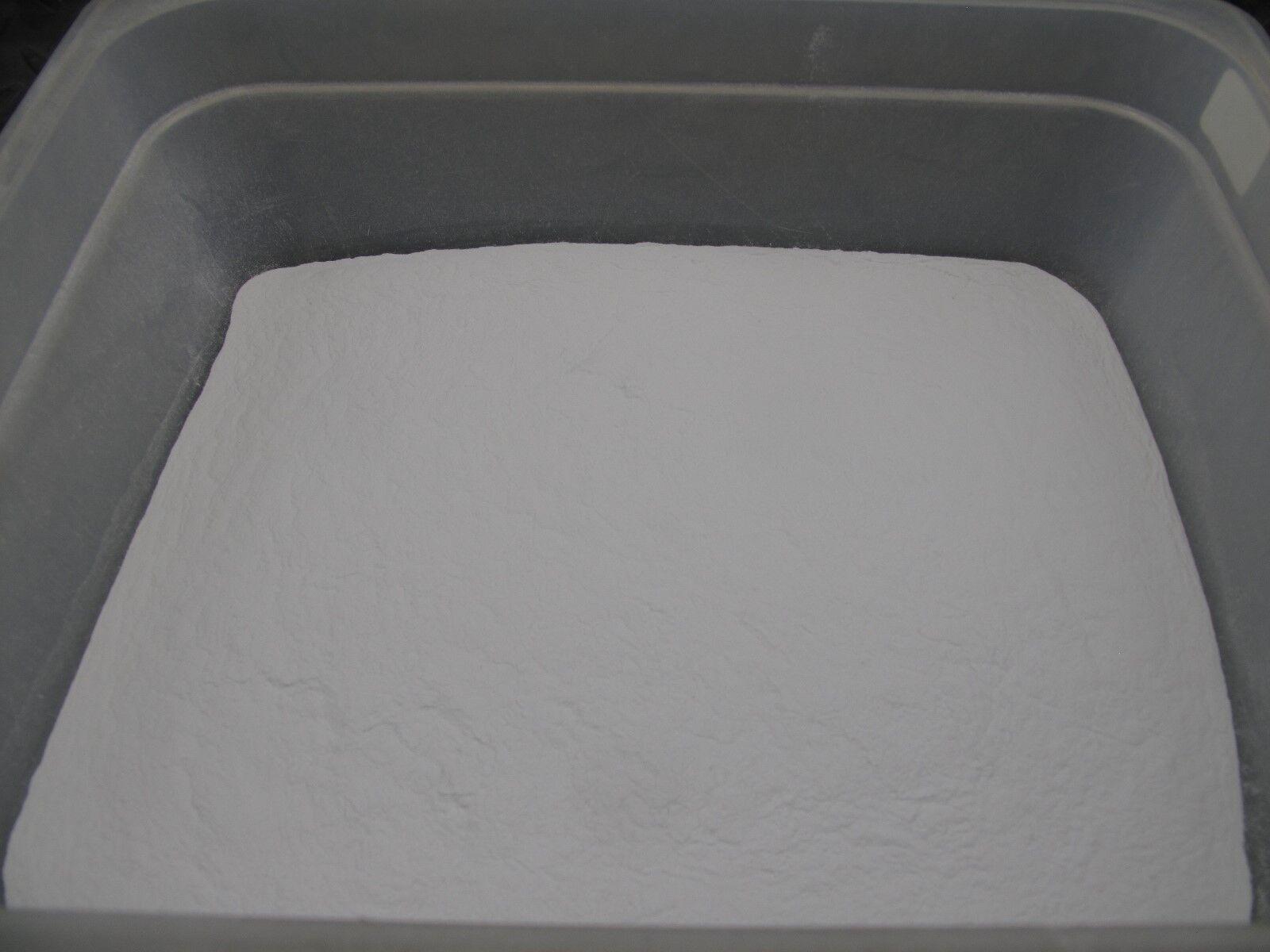 White Aluminum Oxide - 220 GRIT - (VERY FINE)  Sand Blasting Abrasive - 40 LBS