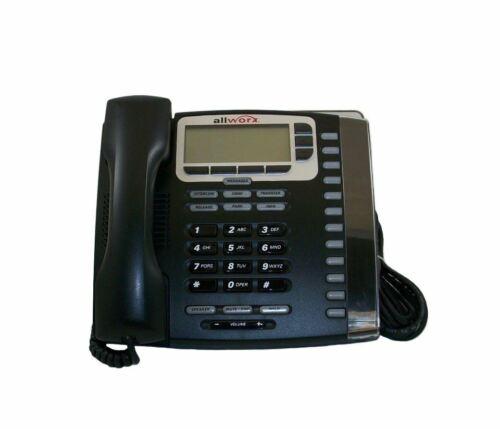 Telecom Systems Allworx 9212L Black Backlit VoIP Telephone Phone ...