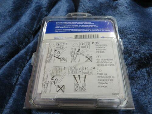 NOS GM 2004-2012 Chevrolet Colorado GMC Canyon Wheel Lock Kit 17801027