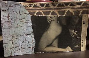 Mail-Art-COLLAGE-by-Steve-Camaro-Original-Postcard-Art-GRABBING-HOLD-amp-READY