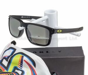 1a890675aeb Image is loading Oakley-Holbrook-Mix-Vr46-Valentino-Rossi-Sunglasses-Matte-
