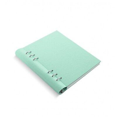 Filofax - A5 Libro A Clip Anatra Egg- Pelle Effetto Organiser