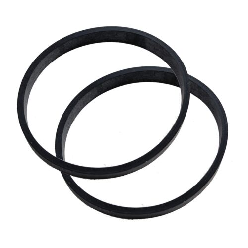 2 x Pump Belts for BISSELL DE LUX 32786 32788 Carpet Washer 32787