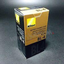 Nikon BL-4 Battery-Chamber Cover for D3S D3X D3 EN-EL4a EN-EL4 Original New