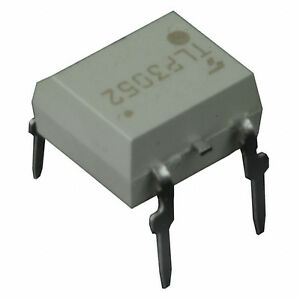 TLP3052  OPTOCOUPLER TRIAC OUT 600V 6DIP TLP3052