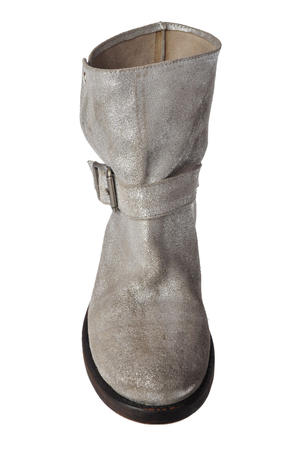 Mr Wolf    -  Ankle bottes - Female - argent - 3299019A185544 f21ec6