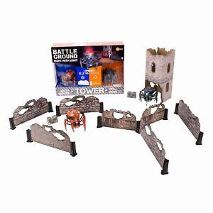Hexbug 409-5123 Battle Ground Tower Set - Livraison gratuite et rapide 807648051230