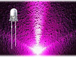 10-x-5mm-LED-Rund-PINK-30-ULTRAHELL-Rundkopf-superhell-pink