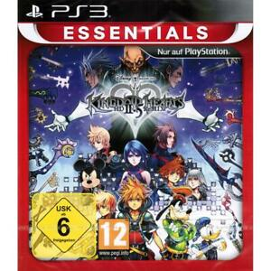 Kingdom Hearts Hd 2 5 Remix Final Mix Birth By Sleep Re Coded Ps3 Neu Ovp Ebay
