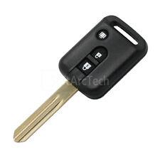 Remote Key Shell + BTN Pad fit for NISSAN Micra 350Z Pathfinder Navara Fob 3BTN