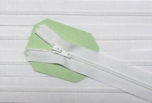 Reißverschluß Für Bettwäsche Reißverschluss 135 Cm Weiß Ebay