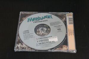 Marillion Uninvited Guest 1989 Uk Cd Single 3 Tracks Ebay
